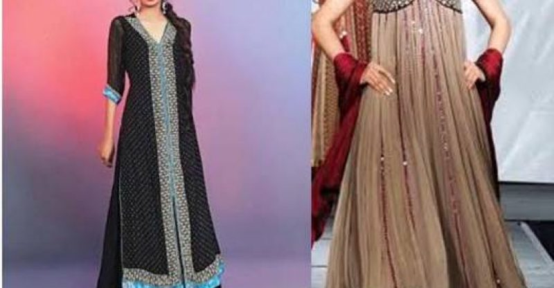 551db10aac Beautiful Dresses For Girls / Women in Pakistan 2016