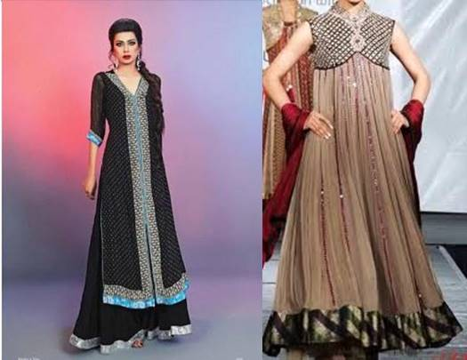 Beautiful Dresses For Girls / Women in Pakistan 2015