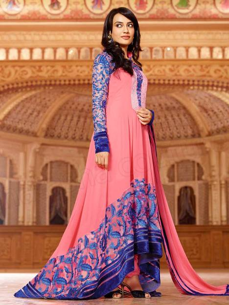 Party-Wear-Anarkali-Dresses-2015-For-Girls
