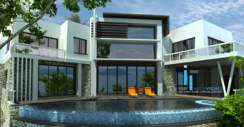 Exceptional Modern House Designs And Floor Plans