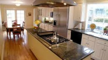 Kitchen designs and Layput with Island