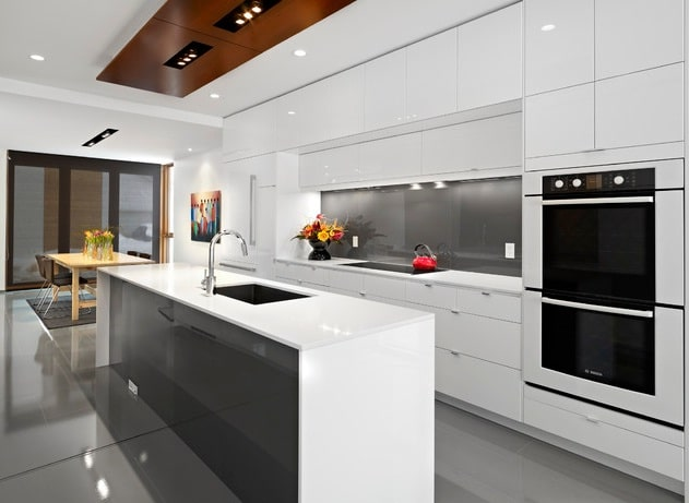 Italian Kitchen designs and Layout 2015
