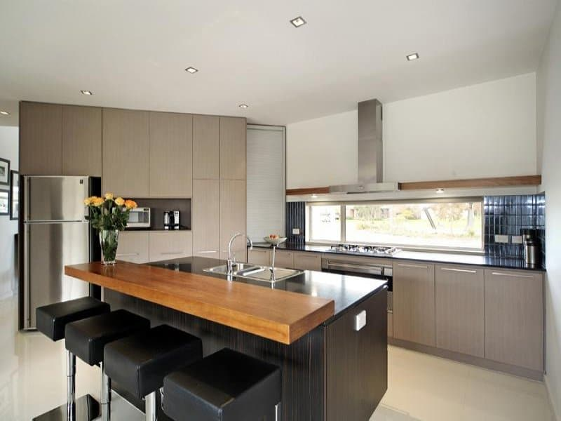 Modern Kitchen design and layout 2015-16