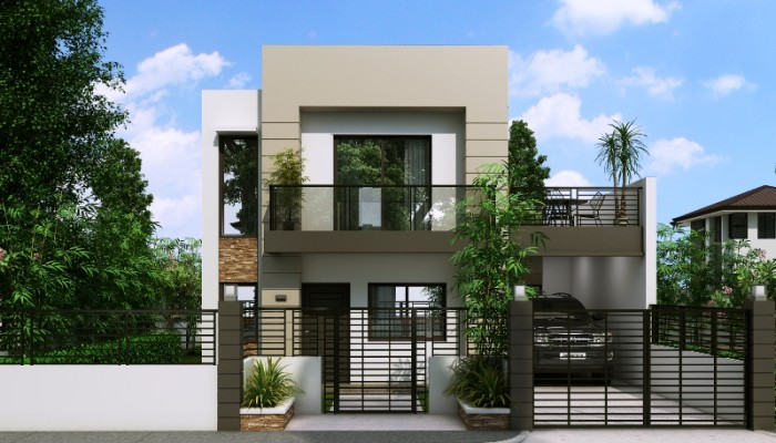 Small budget house design in philippines joy studio for Small house budget philippines
