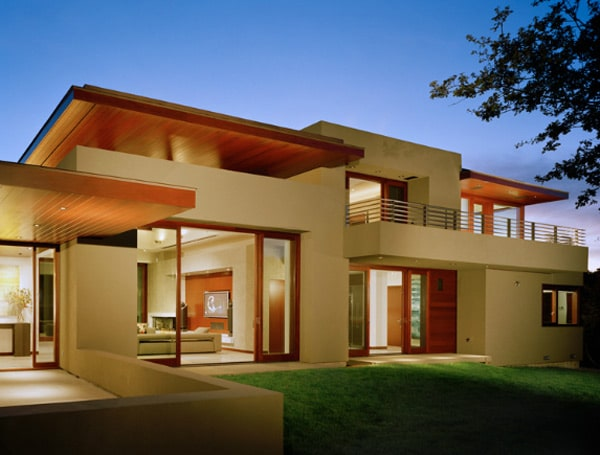 Top ten modern house designs 2016 Modern home plans 2015