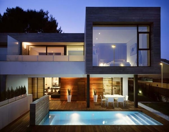 Top ten modern house designs 2016 for House design websites free