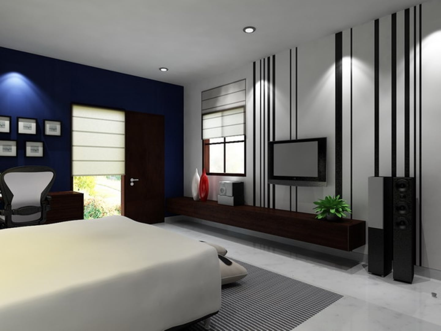 Magnificent Modern Bedroom Design Ideas For Small Bedrooms Inspirational Interior Design Netriciaus