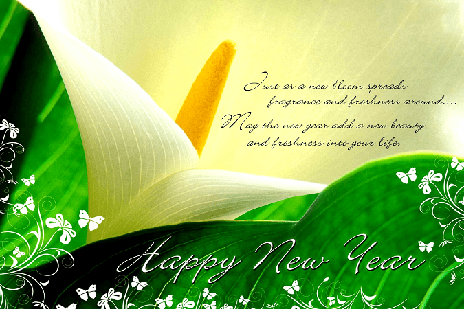 New Year HD SMS images