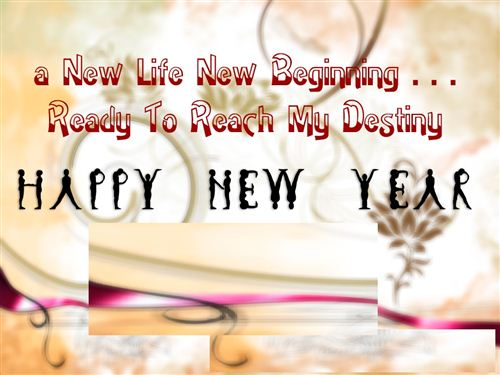 beautiful happy new year greetings photos 1
