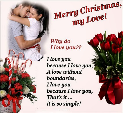 Merry christmas love greetings messages for girlfriend and boyfriend christmas greetings quotes m4hsunfo