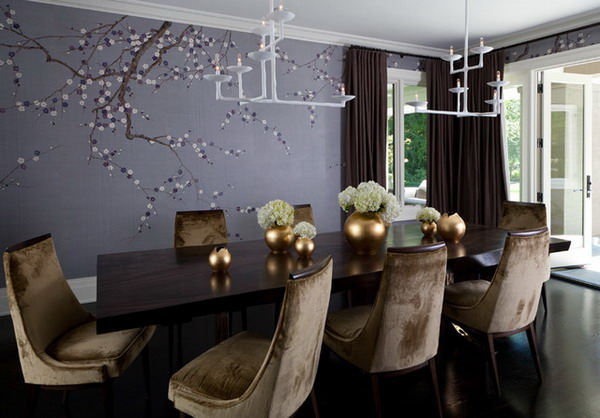 Dining Room Decor Chairs Ideas