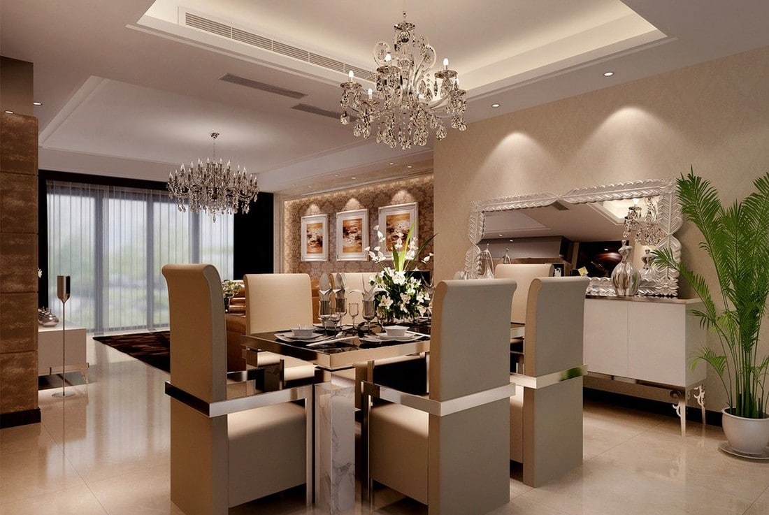 Dining room remodel ideas ideas remodeling living room for Dining room decor ideas 2015