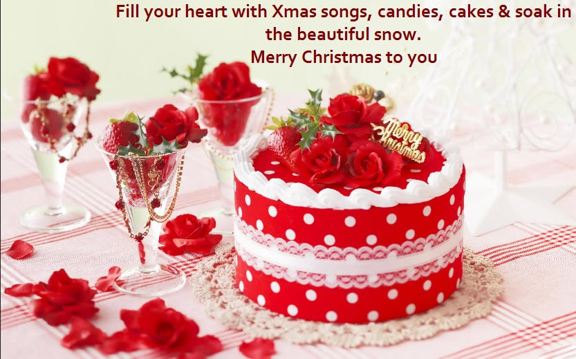 Merry Christmas Love Greetings Messages for Girlfriend and Boyfriend ...